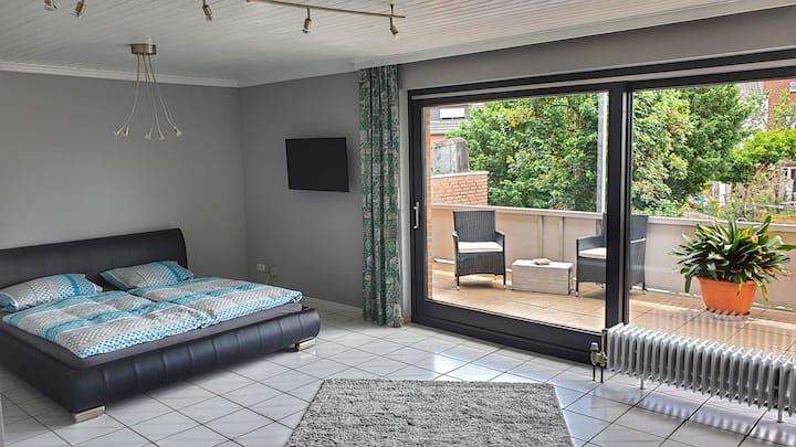 Apartment mit Weitblick
