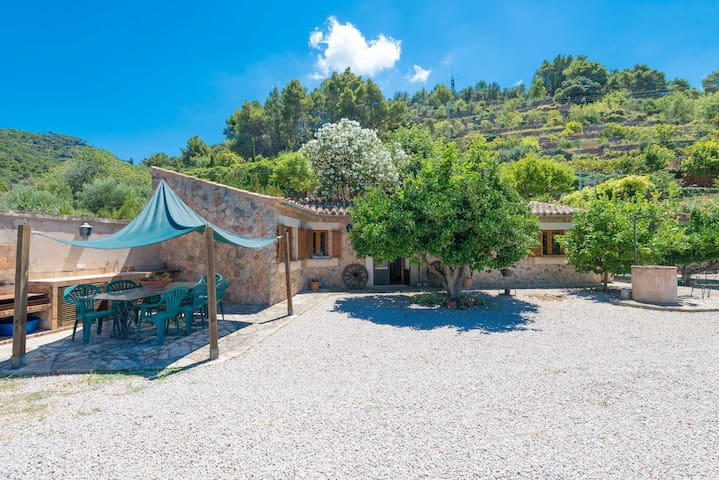 BANYALBUFARINA - Chalet for 4 people in Banyalbufar .