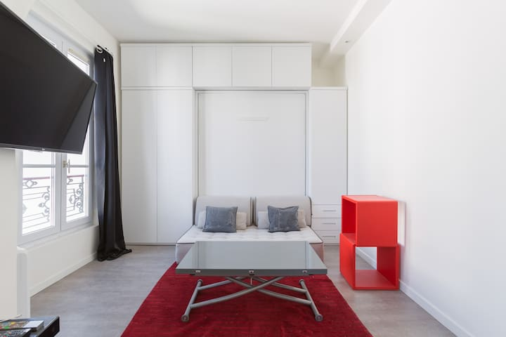 Nice and central 20m2 studio