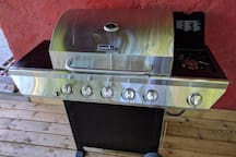 This is the brand new BBQ