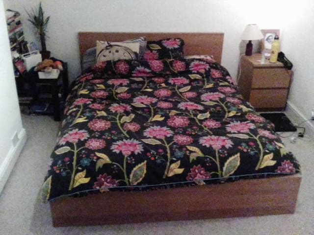 Spacious Double Bedroom Withington