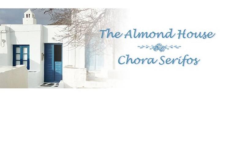 Almond House , chora - Serifos