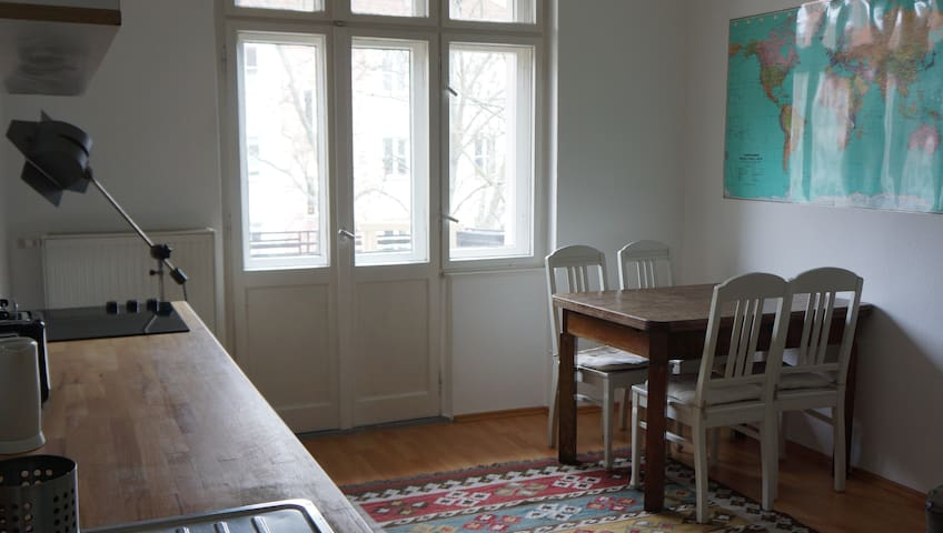 Cosy Place for 4, near Parks and Water