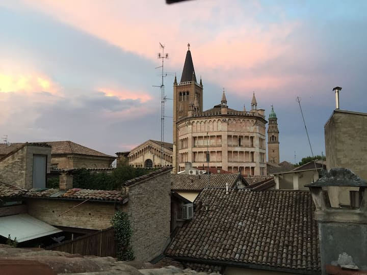 Casa TinKu - appartamento nel cuore di Parma
