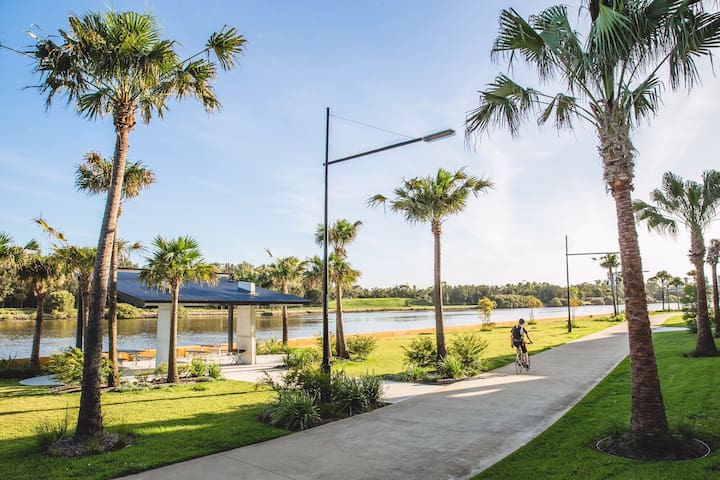 Riverside resort style apartment - Ermington - Lejlighed