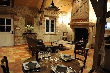 Maison de Luxe dans la forêt d'Orléans - Combreux
