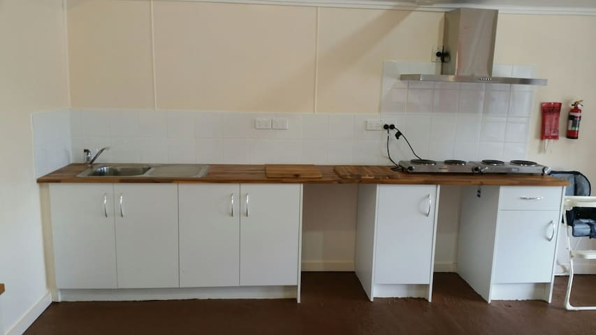 New campers kitchen..