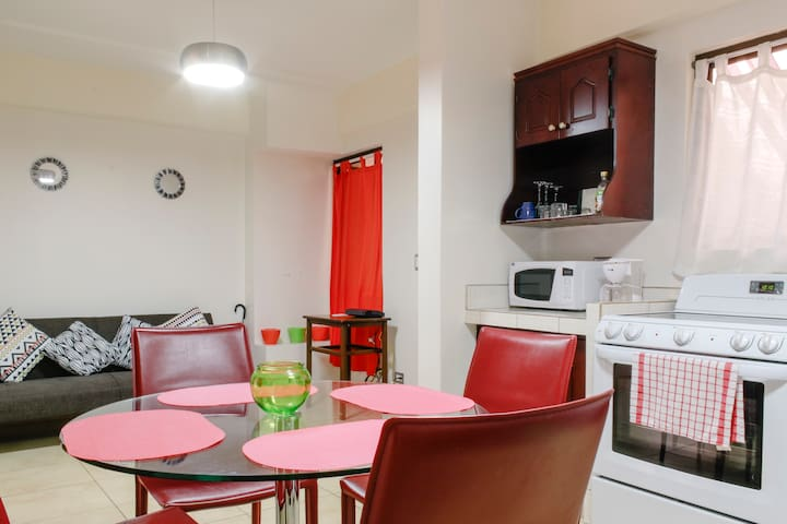 CONFORTABLE, HANDY AND PEACEFUL APARTMENT