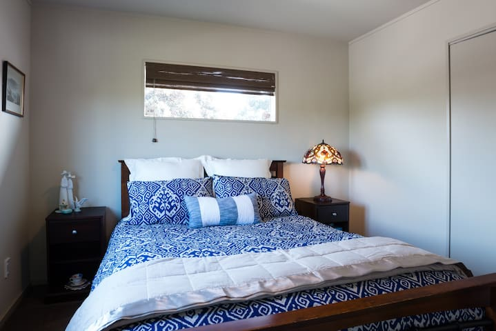 This is the bedroom in our other listing