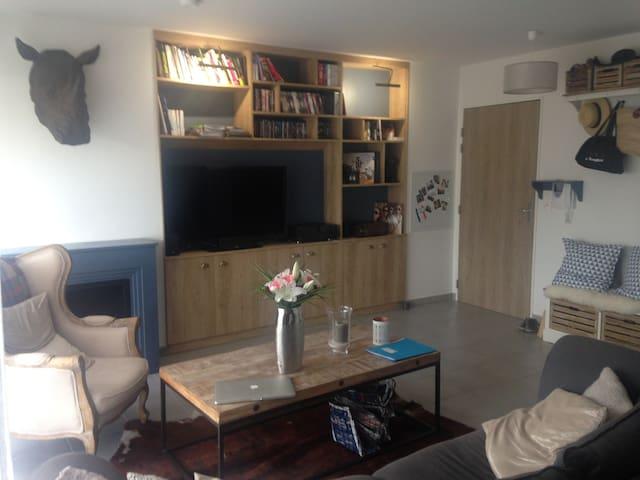 Appartement douillet, cosy et récent - Tours - Leilighet