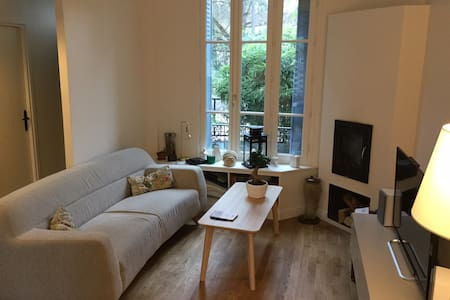 1 bedroom in a charming renovated house - Suresnes