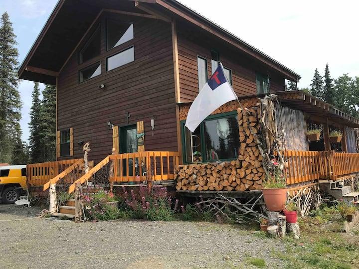 Alaska Serenity Cabin