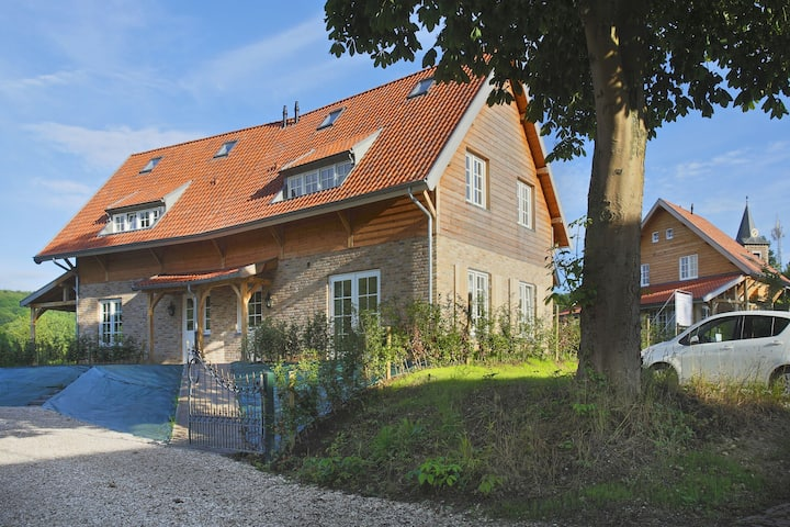 Beautiful Apartment in Slenaken