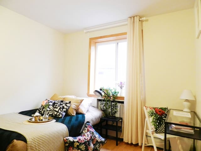 Furnished & Renovated. An Astoria NY RM w/ Appeal!