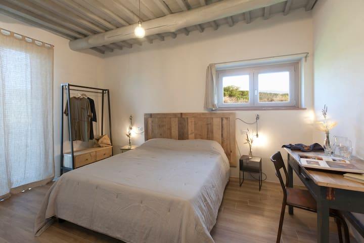 Casale Sterpeti Room Comfort 1 - Magliano in Toscana - Szoba reggelivel