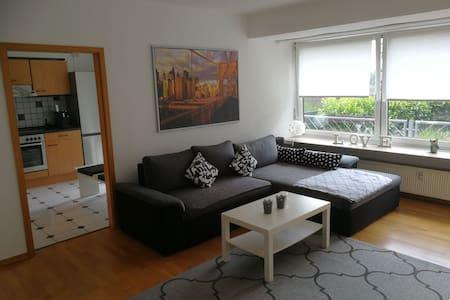 3ZKB Wohnung, 2 Schlafzimmer+WLAN in Saarbrücken