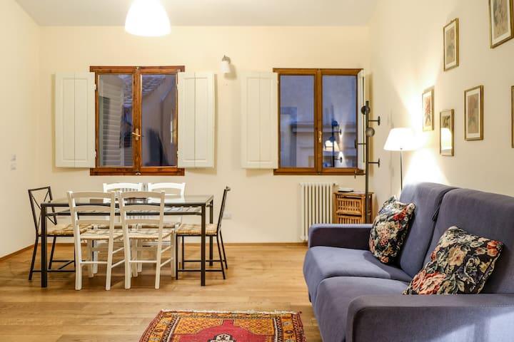 Spacious apartment by Duomo
