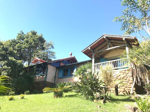 Camp House in Garopaba /Gamboa, paradise is here 1 - Garopaba - Haus