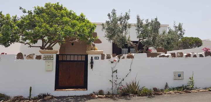 Casa rural Dante, en Puerto del carmen  Lanzarote