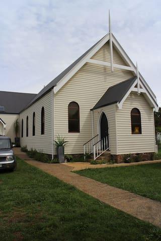 Robertson Church Conversion 2