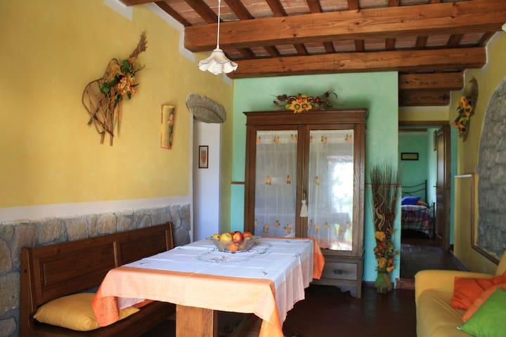 Agriturismo  Biagiotti - Abbadia San Salvatore - Apartment