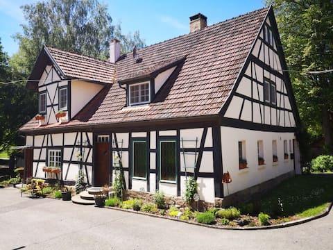 """""""Rothhäuser Mühle"""" (Bavaria, Lower Franconia)"""