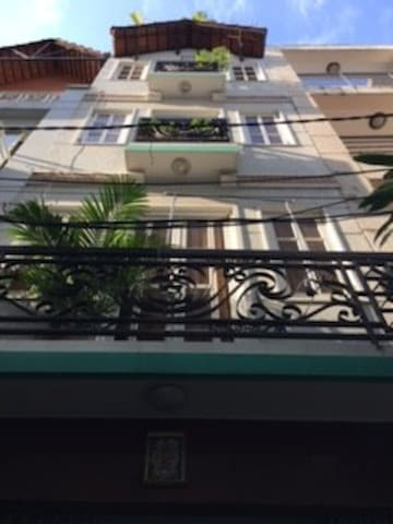 APARTMENT FORN RENT IN CITY CENTER CHEAP PRICE - Ho Chi Minh City - Apartment