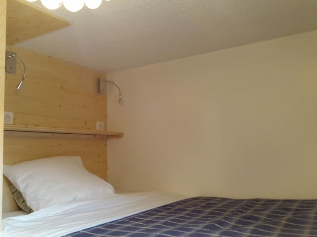 Newly renovated 1 bed studio apartment- Sallanches - Sallanches - Daire