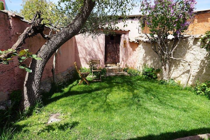 Casa rural encantadora en Utande, Guadalajara.