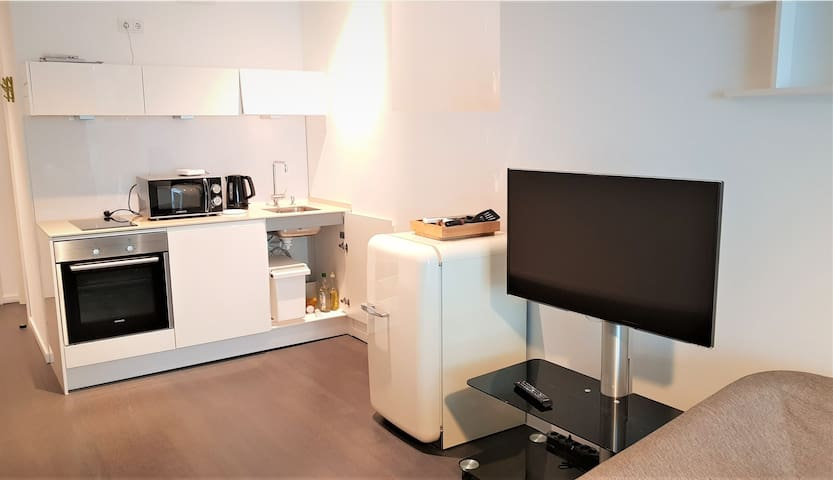 Fantastic, modern apartment in Cologne center