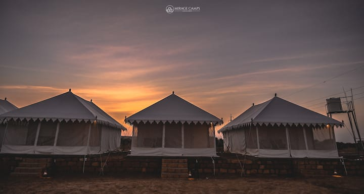 Beyond Stay Mirage Camps Jaisalmer