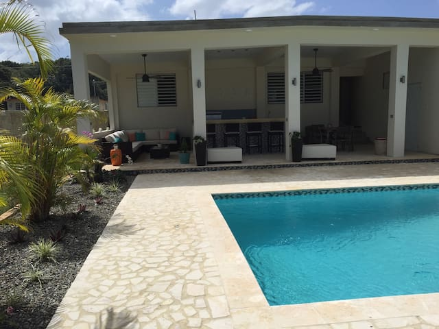 POOL & PATIO ADDITION 1/2016 TO 3 YR OLD HOME - Isabela - House