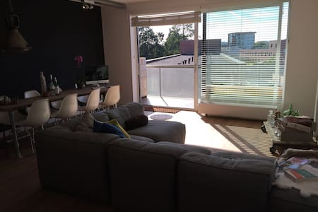 Stylish apartment near city centre - Amersfoort