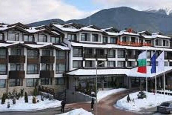 Appartamento privato 414 presso  hotel Perun Lodge