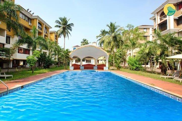 Florida Gardens colva Goa. - Varca - Lejlighed
