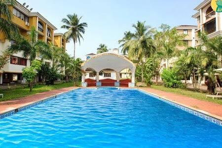 Florida Gardens colva Goa. - Varca - Wohnung