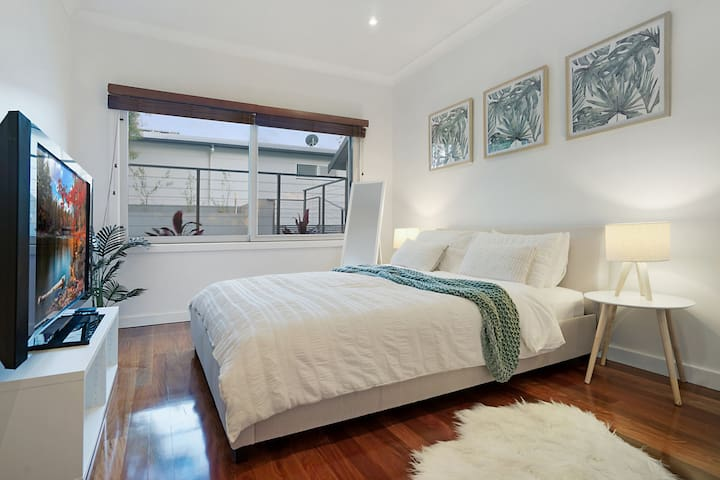 Beautifully Appointed Bedrooms