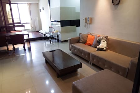 ComfortHouse Kaohsiung-Travel Friendly-左營高鐵站前 舒適小屋 - Zuoying District - Apartmen