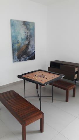 Comfort Deluxe Suites In Georgetown Penang - Jelutong - Appartement