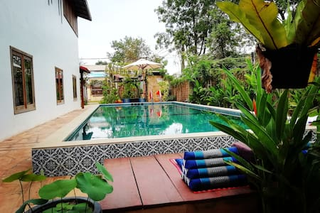 A.VIP 3 BEDROOM VILLA+BIG DISCOUNT FOR LONGER STAY