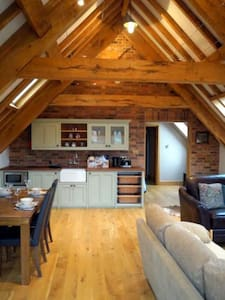 The Loft at Newnham Lodge - Newnham - Квартира