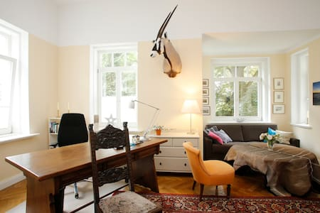 The Cozy Room - Comfy, bright, with a lot of books - Lüneburg - Villa