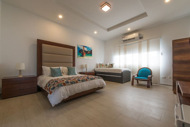 PB - Two Room Suite