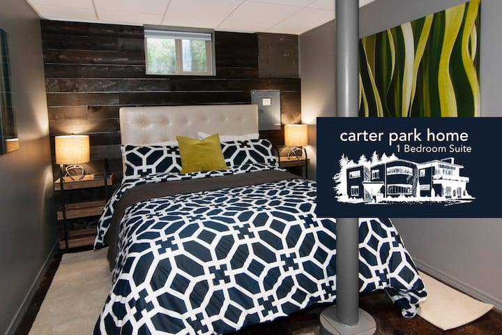 Carter Park Home - 1 Bedroom Suite