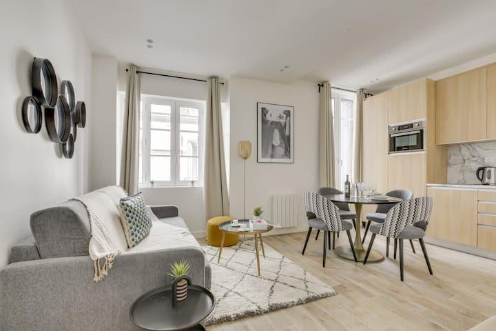 152 Suite Sylvie, Superb Studio PMR, Paris