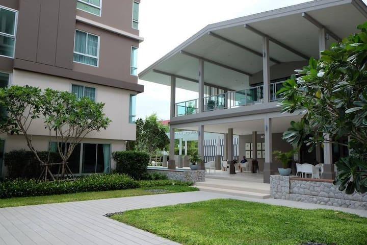 Resort style Condonimium, 2 Bedroom - Tambon Hua Hin - Leilighet
