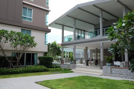 Resort style Condonimium, 2 Bedroom - Tambon Hua Hin