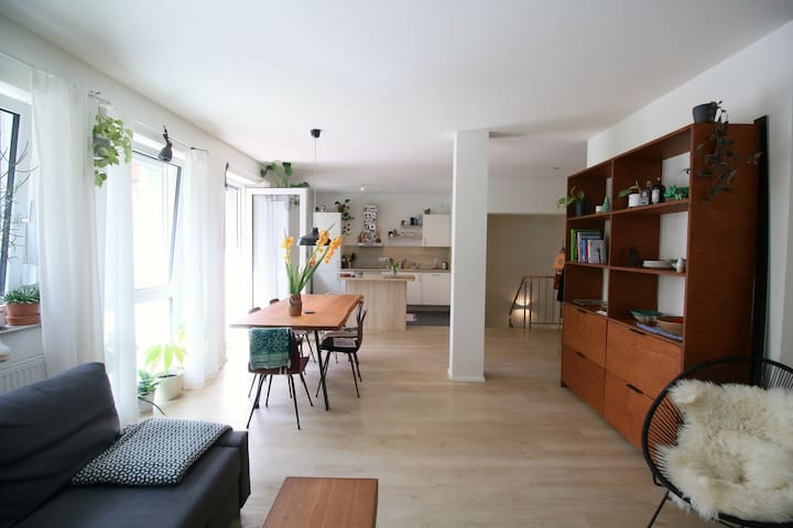 Cozy private room in Bad Cannstatt
