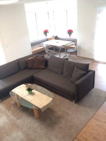 Charmante helle moderne Wohnung - Schönau am Königssee - Apartment