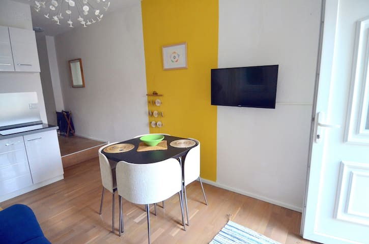 Studio apartment 'Villaggio 1'